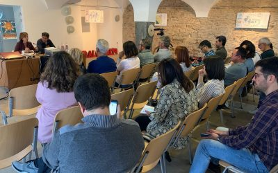 Unas 80 personas participan el VIII Encuentro Estatal y I Europeo de Monedas Locales, Sociales y Complementarias