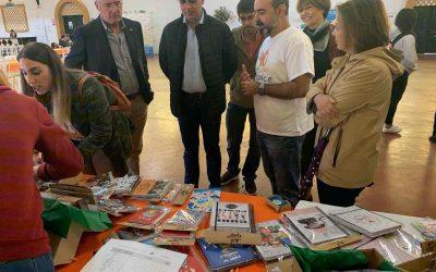 Aspace Badajoz celebró en Zafra uno de los actos conmemorativos por los 40 años de su fundación