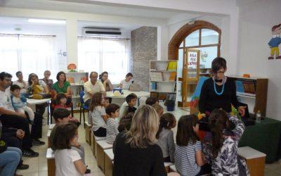 El Día de la Biblioteca se celebrará en Zafra con un cuentacuentos de María Fraile para público familiar