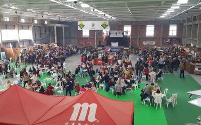 La IV Feria del Cerdo congregó a numerosos asistentes durante todo el fin de semana en el Pabellón 9B