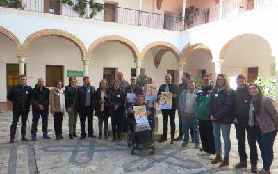 Plena Inclusión Zafra presenta en el Ayuntamiento una campaña para que las elecciones sean más accesibles