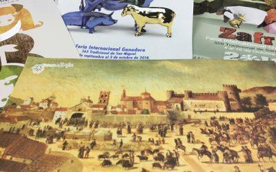 La concejala de Cultura presenta las bases del Concurso de Cartel de la Feria Internacional Ganadera de 2020