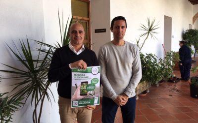 Zafra cuenta con una nueva APP, que consiste en un servicio de Línea Verde para comunicar desperfectos