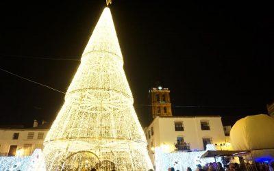 Zafra encenderá el alumbrado navideño este jueves 5 de diciembre con actividades sorpresa en la plaza Grande