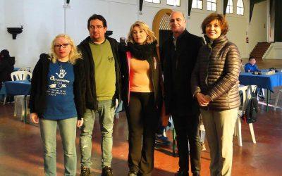 El I Torneo Infantil Solidario de Ajedrez se celebró con la participación de 30 ajedrecistas