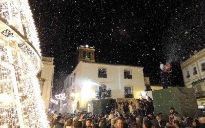 Las Navidades han sido un completo éxito para el sector comercial, empresarial y hostelero, según el alcalde