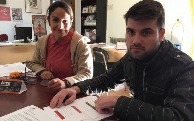 El Ayuntamiento de Zafra presenta los nuevos cursos del PMAD destinados a personas desempleadas