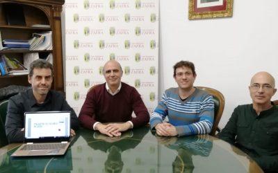 El Ayuntamiento de Zafra y Movimiento Páramo presentan un estudio positivo del varamedí