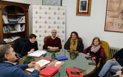 Zafra participa en un proyecto piloto de fomento e impulso del Comercio Local financiado por Diputación