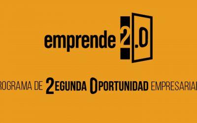 El programa Emprende 2.0 está dirigido a  la creación empresarial a emprendedores y desempleados de 50 años