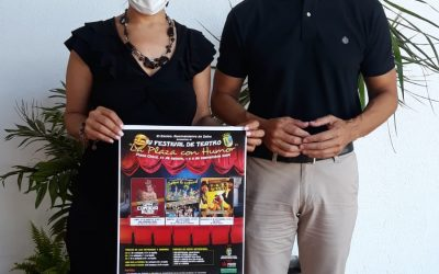 La IV edición del Festival de teatro La Plaza con Humor acogerá en la plaza Chica tres obras teatrales
