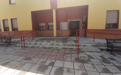 Todas las pruebas PCR de los usuarios y trabajadores de la Residencia 'José González Barrero' dan negativo