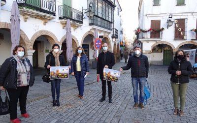 El Ayuntamiento y las asociaciones de comerciantes y empresarios presentan la campaña de Navidad 2020
