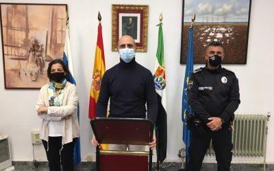 El Ayuntamiento limitará el aforo en las plazas Chica y Grande los días 24 y 31 de diciembre