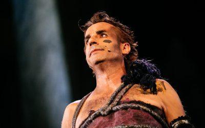 La tragedia 'Viriato' de Verbo Producciones se representa en el Teatro de Zafra el próximo sábado 12 de junio