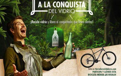 Zafra es la primera ciudad en la que se inicia el road show de la Campaña 'Extremadura tierra de recicladores'